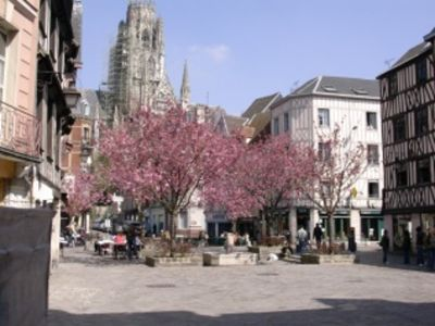 September 20-21st LYMIT-DIS Kick-off meeting takes place in Rouen, France